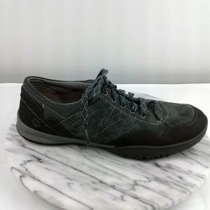 Merrell Albany Lace Womens Size 8.5 Gray Sneakers